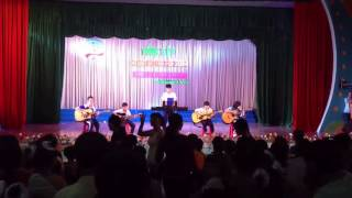 Rock Vầng Trăng - Band Nhạc Cóc ổi ^_^