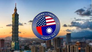 Taiwan No.2 台灣難八凸 America First... Taiwan Second