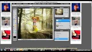 Аватария-учимся делать тень и обводку в онлайн фотошопе (для новочков)(, 2015-05-10T16:01:50.000Z)