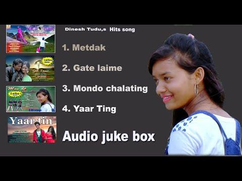 New Santhali Song //dinesh Tudu Hits Song// Audio Juke Box// Stephan Tudu// Dhani Marandi