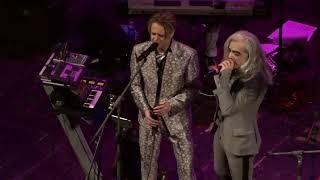 Ashes to Ashes - Andy & the White Dukes feat. Morgan plays Bowie @ Teatro Goldoni - Venezia
