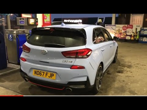Hyundai i30n Sound and Walkaround