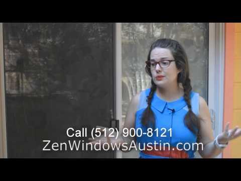 Sliding Glass Doors Austin TX | (512) 900-8121