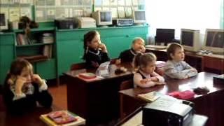 Урок в начальных классах Утешевой  Гульжиган Ряуфовны