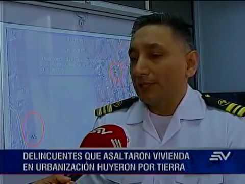 AUTORIDADES DE LA MARINA INVESTIGAN ROBO EN SAMBORONDÓN