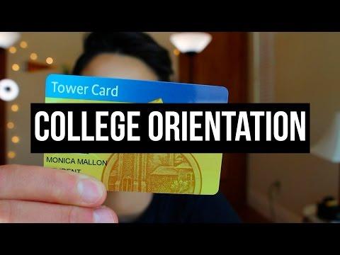 My College Orientation Experience + Advice (SJSU 2016)