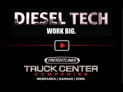 Diesel Tech -- The Role of a Diesel Technician: Episode 2