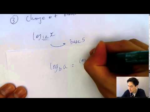 IB Math Exam Secrets for Log