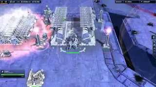 Supreme Commander 2 4v4 Hard AI FULL