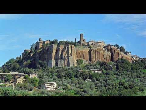 Italy Travel - Orvieto, the Ultimate Hill Town
