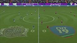 FIFA 19 Deutsch Stadion, Rasen und Tore in Ultimate Team bearbeiten