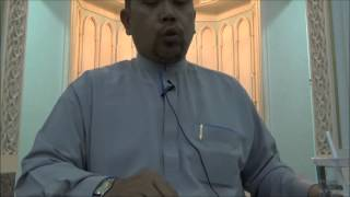 Cerramah Perdana Mei 2015: Ustaz Ruslan Mohamed