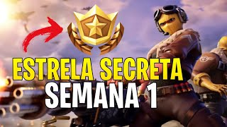 SECRET STAR OF THE WEEK 1 SEASON 9-FORTNITE
