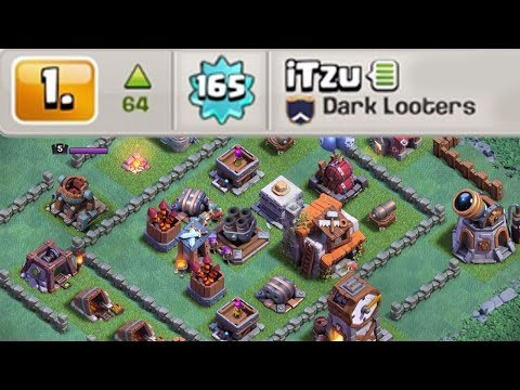 ATTACKING NUMBER 1 PLAYERS BASE DESIGN | Clash of Clans