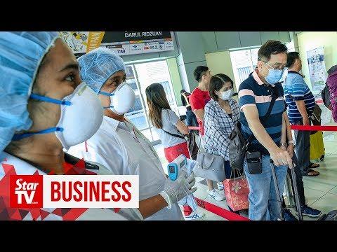 China's coronavirus impact on Malaysia's economy