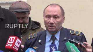 Russia  Heroic driver of doomed train in St  Petersburg metro attack speaks about ordeal