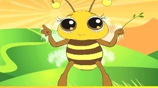 Ore Bhai Phagun Legeche - Rabindra Sangeet – Bengali Animation – Kids Song