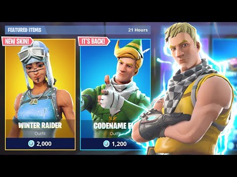 *NEW* ITEM SHOP SKINS COUNTDOWN! January 16th New Fortnite Skins LIVE! (Fortnite Item Shop Live) thumbnail