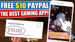 Gold Mining! Get Free $10 in Paypal! (No need invite)