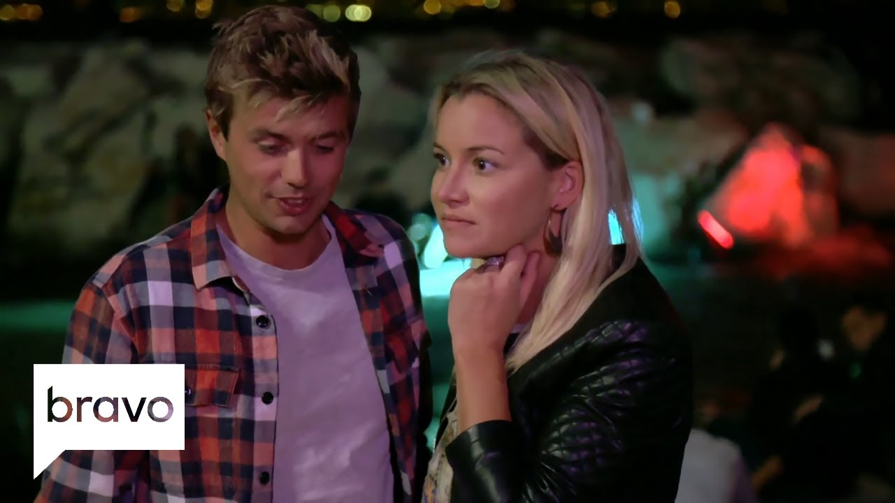 Below Deck Mediterranean: Did João Franco Cross Hannah Ferrier's Line?  (Season 3, Episode 7) | Bravo