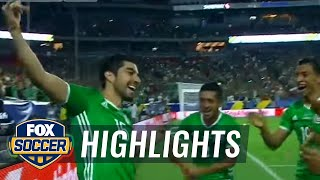 Video Mexico vs. Honduras | 2017 CONCACAF Gold Cup Highlights download MP3, 3GP, MP4, WEBM, AVI, FLV Agustus 2017
