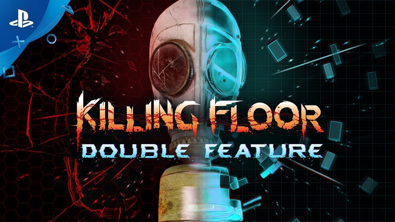 Killing Floor: Double Feature - Announcement Trailer | PS4, PS VR