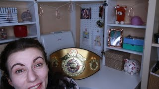 I won my fight arghhhh  | White Collar Fight Camp diary
