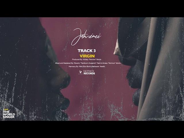 Jah Vinci - Virgin (Official Audio)