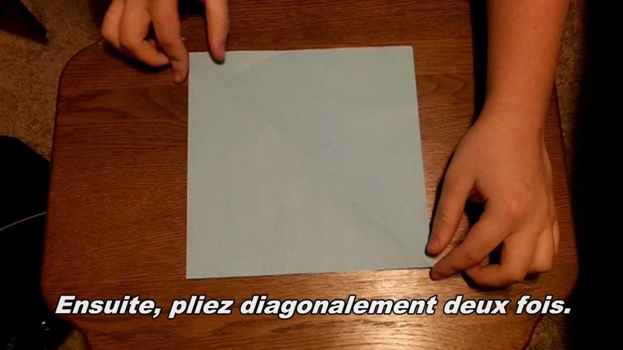 Comment faire un ballon papier youtube - Comment faire une chaussure en papier ...