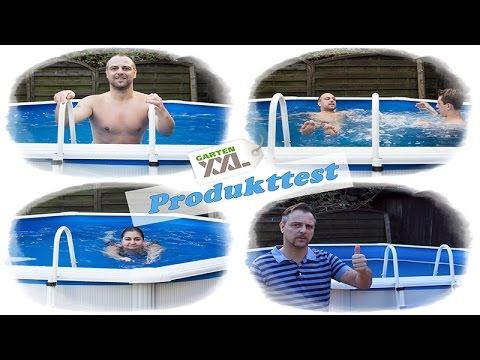 Gre bali dream pool stahlwandbecken set garten xxl august for Garten pool xxl