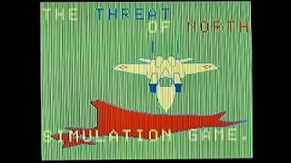 """[プチコンmkII] #7 PC-6001の「北の脅威」をプチコンmkIIに移植してみた """"KITA NO KYOUI"""" for Petitcom mkII"""