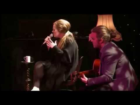 Adele Lovesong live at Tabernacle - London (Acoustic) HQ