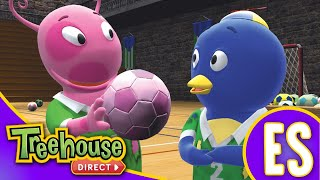 Los Backyardigans: Detectives De Monstruos - Ep.18