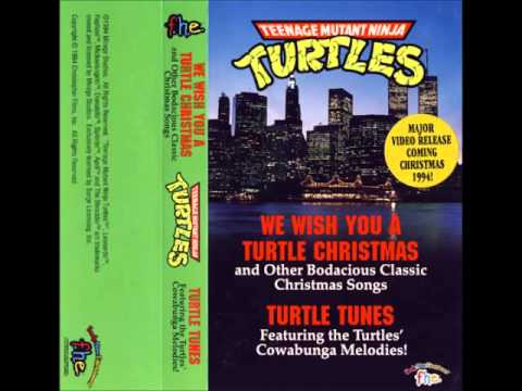 Teenage Mutant Ninja Turtles Turtle Tunes/We Wish You A Turtles ...