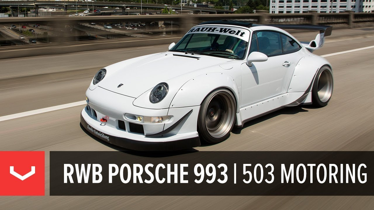 Targa Rwb Walpaper: RWB Porsche 993 Targa Widebody Build