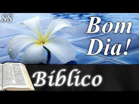 Mensagem Bíblica De Bom Dia Com Um Lindo Salmo Whatsappfacebook
