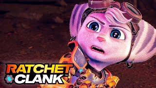 RATCHET & CLANK: RIFT APART #19 - Triste Descoberta! | PS5 Gameplay em Português PT-BR