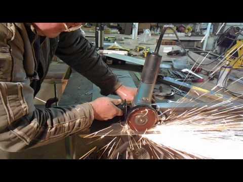 Приспособа для резки листового металла