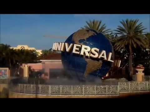 Au Pair In America, Universal Studio, Orlando, Florida