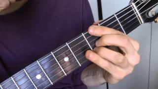 Cours de guitare - Paolo CONTE : Via Con Me