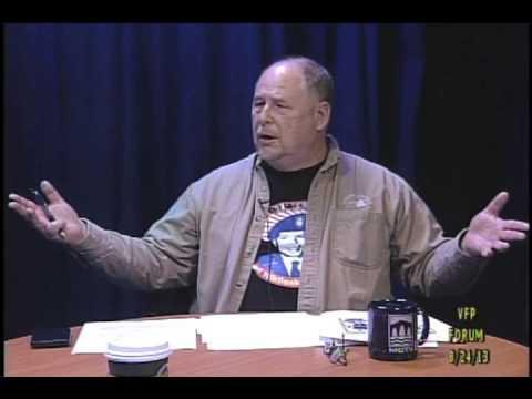 "VFP Forum 8/24/13: ""Quincy Davis aka Soul Minor"""