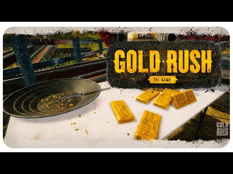 GOLDRAUSCH IN ALASKA #001 | GOLD RUSH The Game