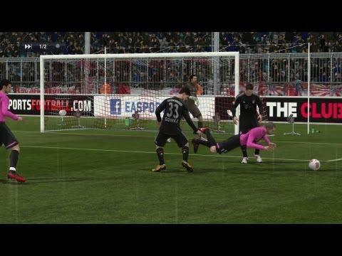 FIFA 13 Seasons - #2 Splash Dodger