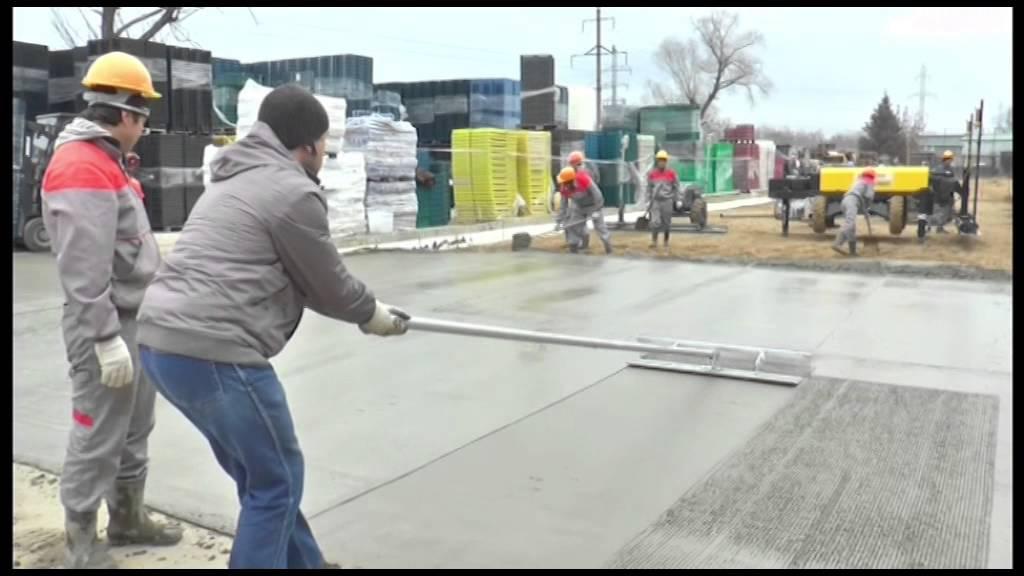 Насечки на бетоне бетон g4