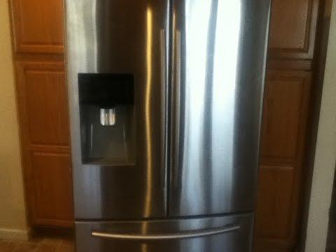 Consumer Alert: Samsung Refrigerator Freezing Up - YouTube