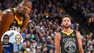 You can bet on whether Steph and KD will kiss at NBA All-Star Game   Jalen & Jacoby   ESPN