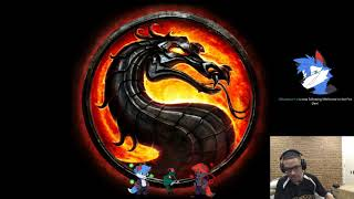 Mortal Kombat Rant with SonicFox and others
