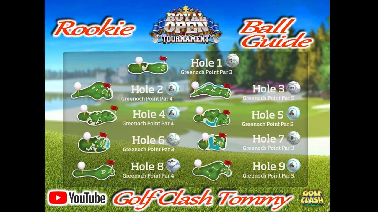 how to play tournaments in golf clash