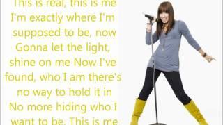 This is me - Demi Lovato & Joe Jonas - Lyrics