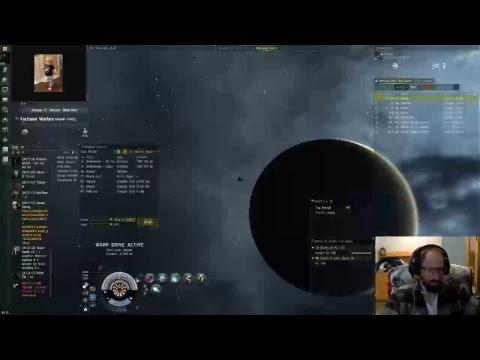 Eve-Online | Faction warfare frigate roam | Live 5-6-17